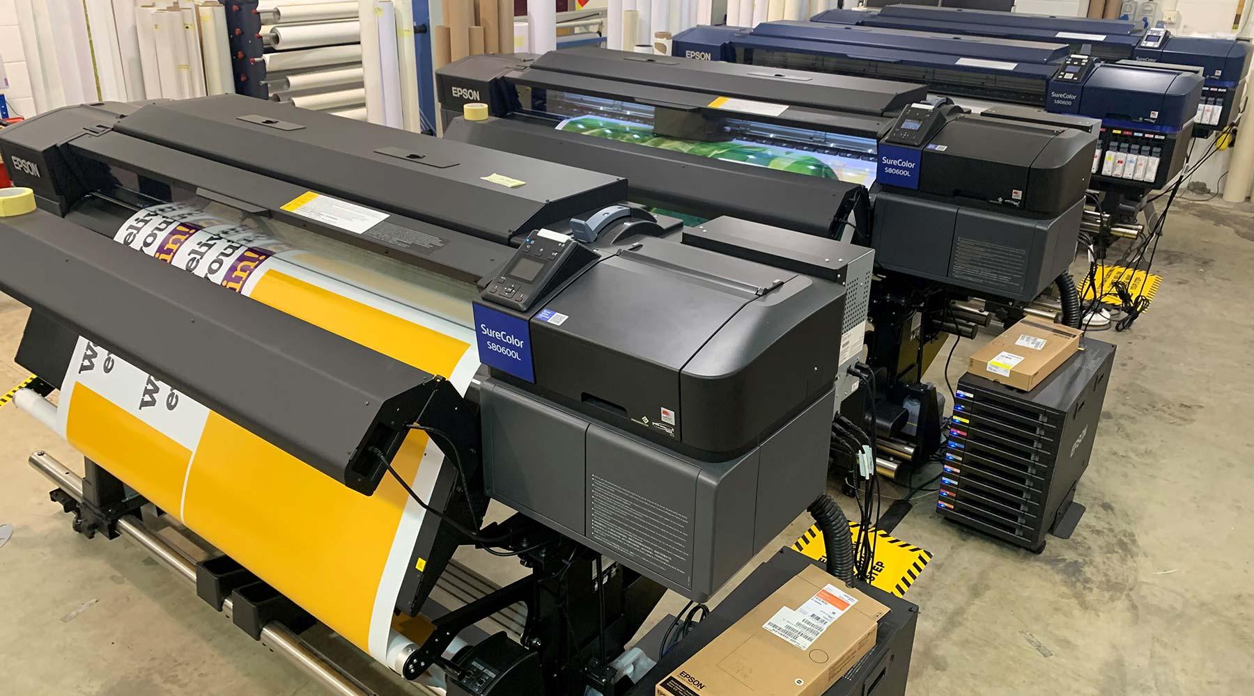 Epson Trade Printer