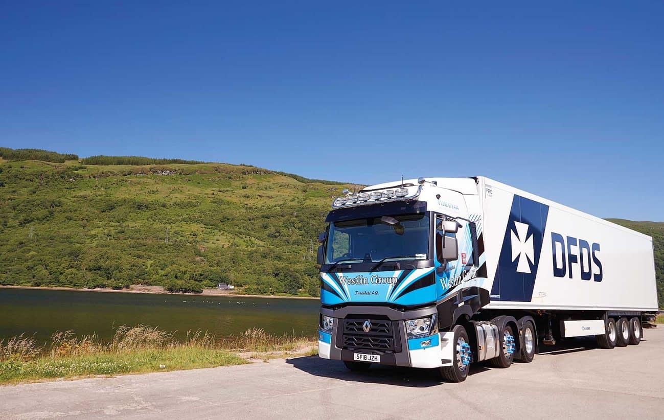 Inverdells Lorry